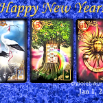Lenormand Oracle – Happy New Year 2014!