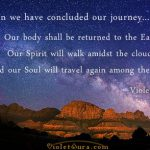 Inspirational Quote: The Afterlife
