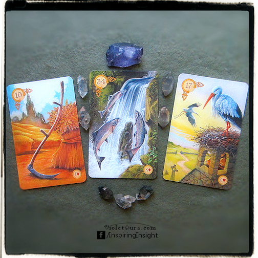free lenormand reading