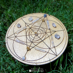 Reiki Crystal Healing Grid Layout – Faith and Trust