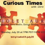 Event – Violet Aura Discusses Herbal Healing and Paranormal Aura Reading