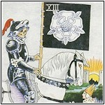Adapted Modern Imagery of the Tarot Death Card