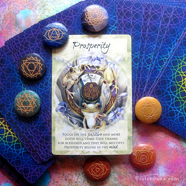 Prosperity Magical Times Empowerment Cards