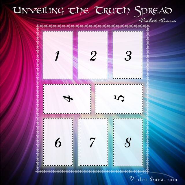 Unveiling the Truth Tarot Spread