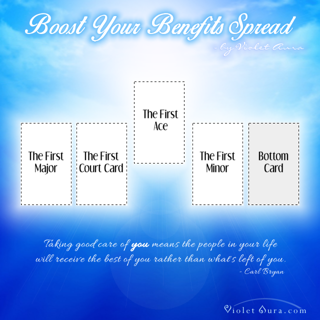 benefits tarot spread