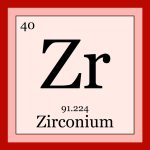element zirconium Zr
